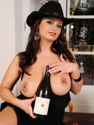 Sirale returns to our site to bedazzle our brains and boners with her giant jugs....